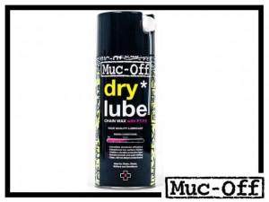 Muc-Off Kettenschmiermittel Dry Lube 400ml.
