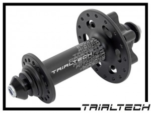 VR-Nabe Trialtech Sport Lite disc (32 Loch)