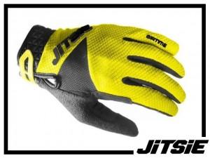 Handschuhe Jitsie Airtime - gelb