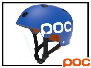 Helm POC Receptor Flow - krypton blue