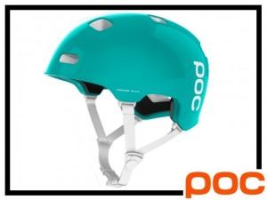 Helm POC Crane Pure - beryl green