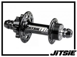 HR-Nabe Jitsie 116mm disc (32 Loch)