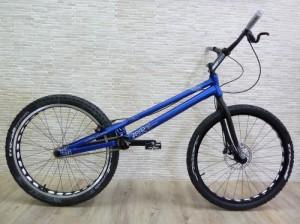 "Trial Bike 26"" Rockman Gabbro 2 - blau"