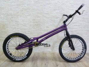 "Trial Bike 20"" GU Ti - lila - 2015"