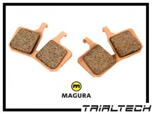 Bremsbeläge Trialtech Magura MT5 / MT7