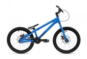 "Bike 20"" Inspired Flow Kids - blau"