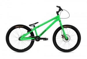 "Bike 24"" Inspired Flow 2017 - grün"