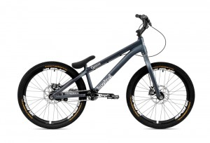 "Bike 24"" Inspired Skye Team V3 - blaugrau"