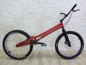 "Trial Bike 24"" GU - rot - 2016"