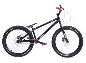 "Bike 24"" Czar Ion - schwarz"