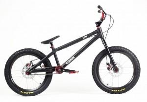 "Bike 20"" Czar Ion - schwarz"