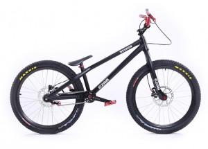 "Bike 24"" Czar Neuron Pro - schwarz"