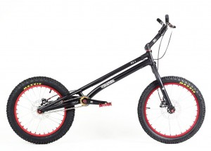 "Trial Bike 20"" Echo Mark VI Pro - schwarz"