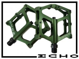 Pedale Echo TR Plattform grün