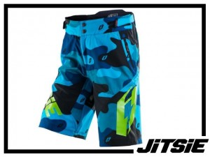 Short Jitsie B3 Squad - 2017 - navy/green
