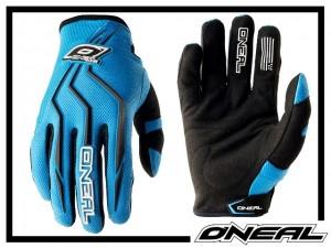 Kinderhandschuhe Oneal Element V2 - blau