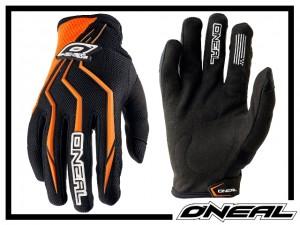 Kinderhandschuhe Oneal Element V2 - orange