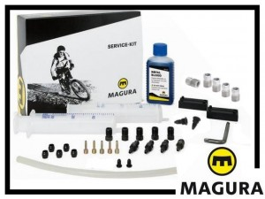 Magura Service Kit für Felgen- und Scheibenbremsen