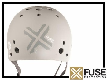 Helm Fuse Destination - grau XL (61-62cm)