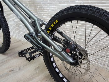 "Trial Bike 20"" Echo Kid Disc - grau"