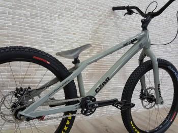"Bike 24"" Czar Neuron - grau glanz"