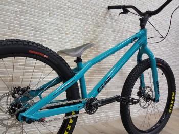"Bike 24"" Czar Ion - hellblau Avid BB5 disc - mechanisch"