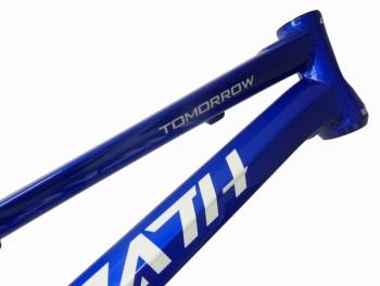 """Rahmen 26"""" Breath Tomorrow - blau"""