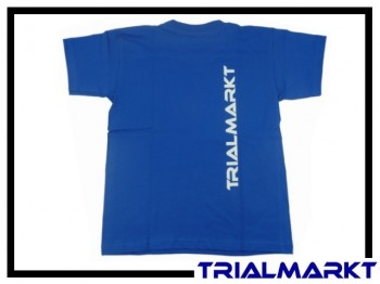 T-Shirt Trialmarkt Kids - Royal Blue 3/4 Jahre