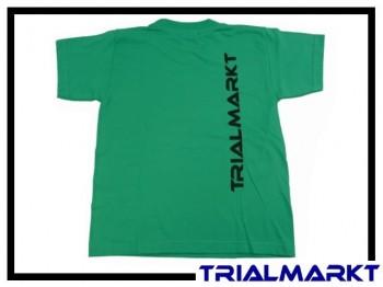 T-Shirt Trialmarkt Kids - Pacific Green 7/8 Jahre