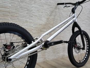 "Trial Bike 20"" Echo Lite - silber"
