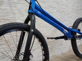 "Trial Bike 24"" GU - blau"