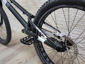 """Trial Bike 24"""" Jitsie Varial Hybrid 1045mm Hope DISC"""