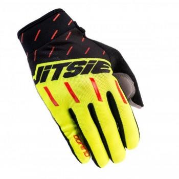 Handschuhe Jitsie Domino - gelb - XL