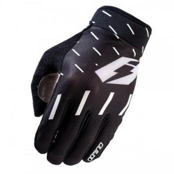 Handschuhe Jitsie Domino - schwarz XL