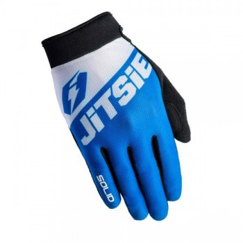 Handschuhe Jitsie Solid - blau S