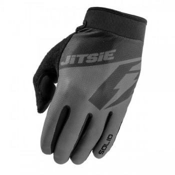 Handschuhe Jitsie Solid - grau L