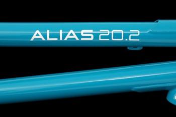 """Rahmen 20"""" Alias 20.2 - teal"""