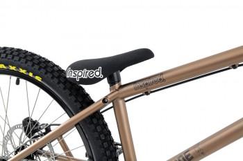 """Bike 24"""" Inspired Arcade Pro - bronze matt Magura MT7 HC3 disc - hydraulisch"""