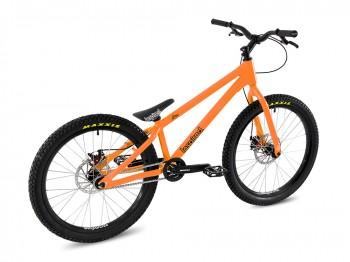 "Bike 24"" Inspired Flow Plus - orange Avid BB5 disc - mechanisch"