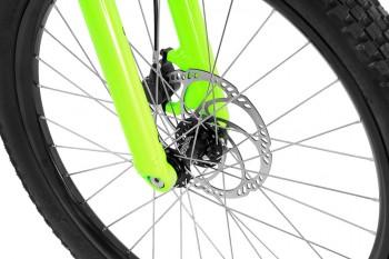"""Bike 24"""" Inspired Fourplay Pro - neongrün Magura MT4 disc - hydraulisch"""