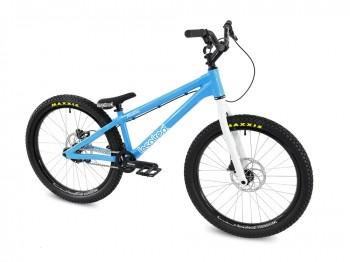 "Bike 24"" Inspired Fourplay Pro Anniversary - blau Magura MT7 HC3 disc - hydraulisch"