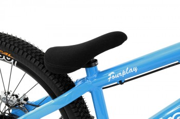 "Bike 24"" Inspired Fourplay Team Anniversary - blau"