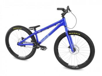 """Bike 26"""" Inspired Hex Pro - blau metallic Magura MT4 disc - hydraulisch"""