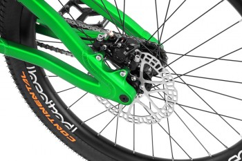 "Bike 24"" Inspired Skye Team V3.5 - Final Edition Magura MT7 HC3 disc - hydraulisch"
