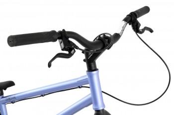 """Bike 24"""" Inspired Arcade Pro - blau matt Magura MT4 disc - hydraulisch"""