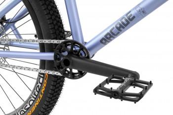 "Bike 24"" Inspired Arcade Team - blau matt Hope Tech 3 Trial disc - hydraulisch"