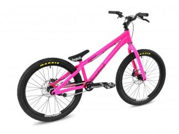 """Bike 24"""" Inspired Fourplay Pro - pink Magura MT4 disc - hydraulisch"""