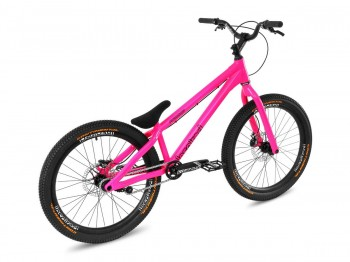 "Bike 24"" Inspired Fourplay Team - pink Hope Tech 3 Trial disc - hydraulisch"