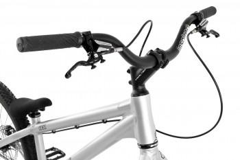 """Bike 26"""" Inspired Hex Team - silber matt Hope Tech 3 Trial disc - hydraulisch"""