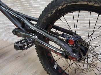 "Trial Bike 20"" Ozonys Curve 975mm DISC Hope - gebraucht"